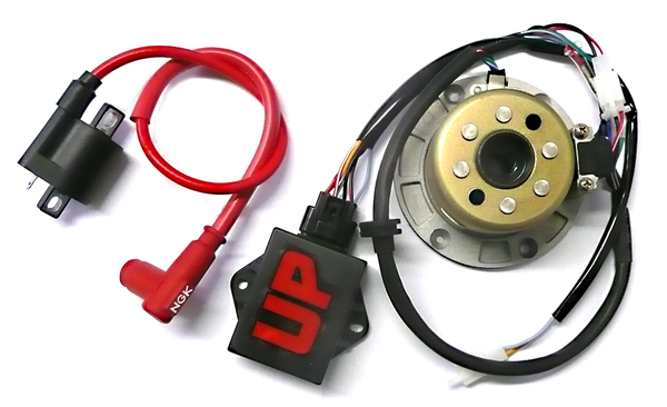 Ignition set for engine 4S UPower -RED DEVIL- Racing