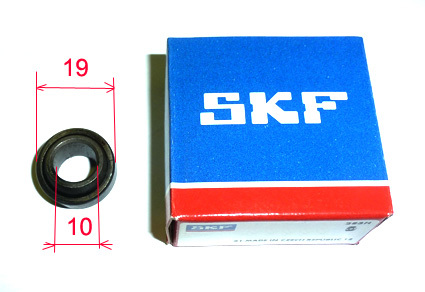 SKF spherical Rod PITSTERPRO LXR -10x19-