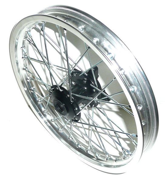 Front wheel 14'' LXR PITSTERPRO 2009 to 2011