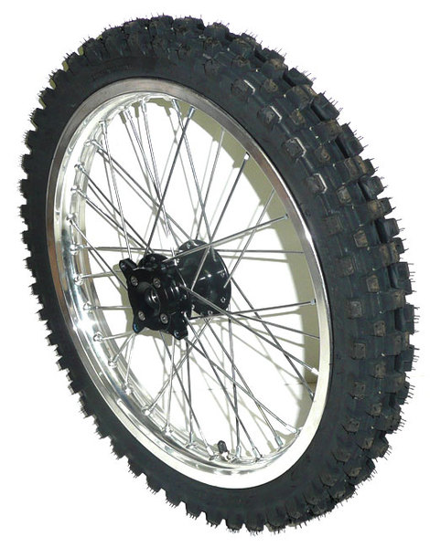Front wheel 17''LXR PITSTERPRO-with tire -