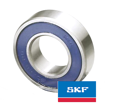 SKF ball bearing 6202-2RS 15 x 35 x 11