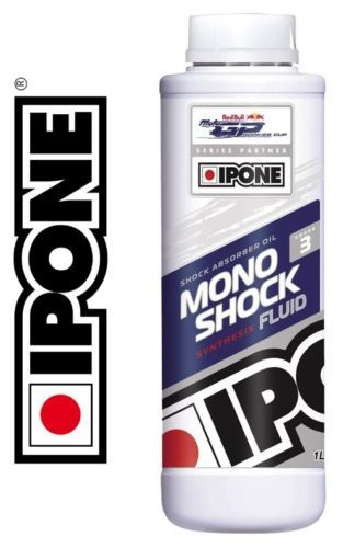 Special oil for rear heavy cross use 3w IPONE MONOSHOCK 1 l