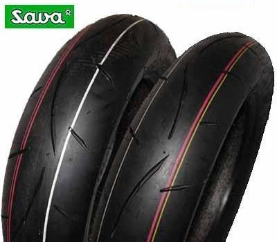 super motard tire 120/80-12 Sava MC31 -SOFT-
