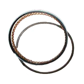 Rings set RACE 60mm for engine 150-4S UPOWER