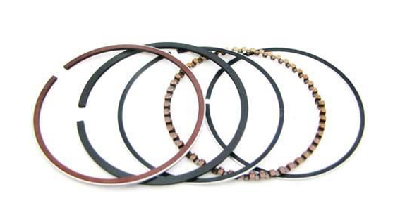 Rings 52.4mm 110 and 125 LIFAN, YX, ZONGSHEN, JIALING, LONCIN  etc. ...