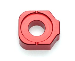 Red side chain tensioner right PITSTERPRO LXR