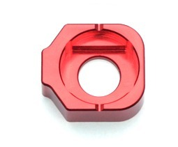 Red side chain tensioner left PITSTERPRO LXR
