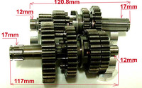 low eng./gear box-dirt-bike-store-Engine part